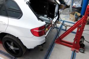 кузовной ремонт bmw