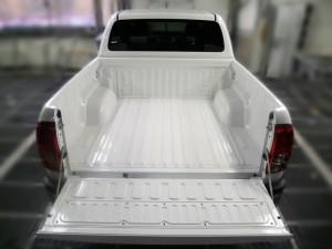 Toyota Hilux Raptor до выполнения работ
