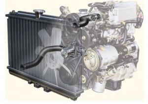радиатор и система охлаждения