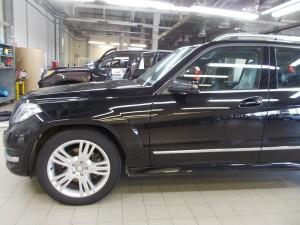 Mercedes-Benz GLK - posle2