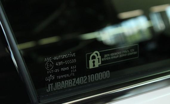 Маркировка стекол автомобиля